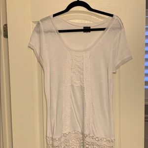 Tops - Lace T-shirt